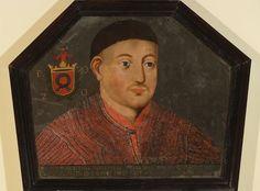 Portret trumienny/ Polska / XVII?