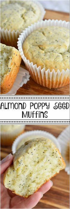 Muffin Recipes, Baking Recipes, Dessert Recipes, Cupcakes, Cupcake Cakes, Biscuits, Think Food, Sweet Bread, Sweet Recipes