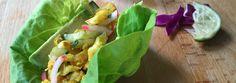 Zesty Lime Fish Tacos with Cucumber Radish Salsa