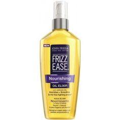 John Frieda Frizz Ease Oil Elixir 100 ml - Argan Saç Bakım Yağı
