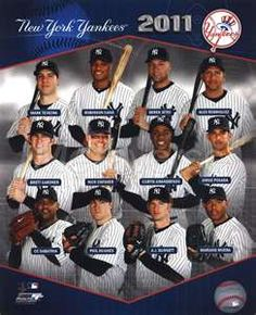 The New York Yankees.  The one and only.  My team.