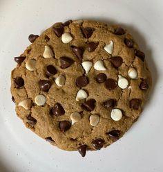 Levain Style Single Serve Chocolate Peanut Butter Cookie