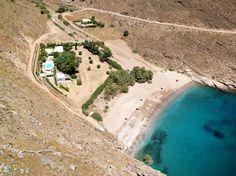 Villa Sykamia, Kea, Greece