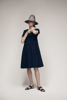 Bell Hat and Faithful Dress | Samuji SS15 Classic Collection