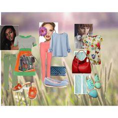 Com que roupa, com que roupa eu vou?, created by simonemarialimamonori on Polyvore
