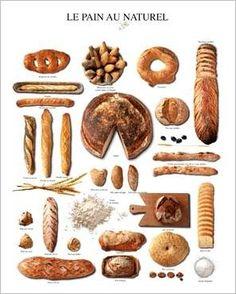 Le pain au naturel - Atelier Nouvelles Images
