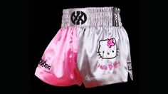 Hello Kitty shorts for women amateur wrestlers?