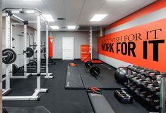 Home Gym Basement, Home Gym Garage, Gym Room At Home, Home Gym Decor, Basement Workout Room, Dream Home Gym, Best Home Gym, Workout Room Home, Workout Rooms