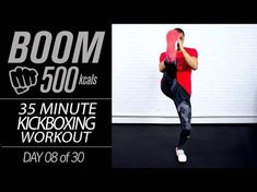 35 Min. 500 Calorie Jump Rope & Pure Cardio Sweat Fest Home Workout | BOOM 500 Day 05 - YouTube