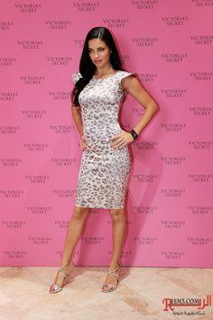 Adriana+Lima+Dresses+Skirts+Print+Dress+-lpTTDv-Cr0x
