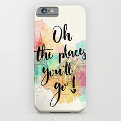 Oh the places you will go Quote - $35