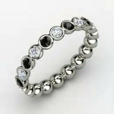 So elegant eternity band, also makes a great stack ring!