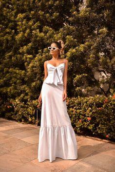 Cute Fashion, Skirt Fashion, Fashion Outfits, Moda Streetwear, Streetwear Fashion, The Dress, Dress Skirt, Runway Fashion, Womens Fashion