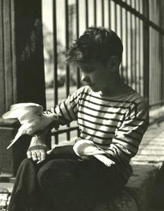 The boy and the dove France 1948 Raymond Voinquel