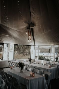 Natika & Boyd's Romantic Rooftop Wedding By The Water