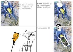 Troll Comic Jokes: Nokia Driller :P - Troll Comic Jokes