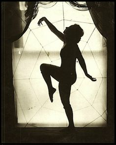 Spiderweb silhouette. might be cool to do this in upstairs windows and use  silhouettes of circus aerialists.