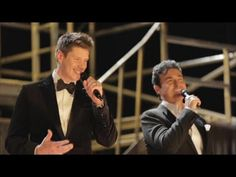 IL DIVO - A Musical Affair !! (♪Memory ♪Can You Feel The Love Tonight)