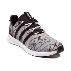 Rock your athletic look with the SL Loop Racer from adidas! The SL Loop Racer sports a breathable textile upper with allover granite print while the thick, lightweight, EVA midsole cushions every step. Available only at Journeys!