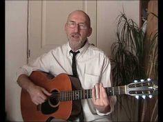 Blues in Open G Guitar Lesson - Robert Johnson - YouTube