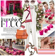"""""""Spring Hues"""" by lisafcastaneda ❤ liked on Polyvore"""