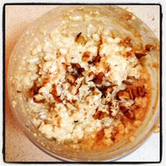 Farr Cleaner Life: Peanut Butter Pecan Cottage Cheese
