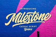 Milestone by ngene on @creativemarket