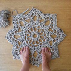 Carry on Luci: Al lío con el trapillo - Ideas trapillo alfombras
