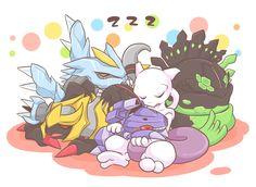 Legendary Pokémon/#1924609 - Zerochan