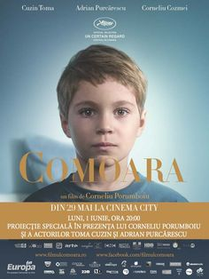 """Corneliu Porumboiu vine la Iasi cu """"Comoara"""""""