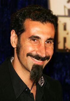 Serj Tankian I love his smile! Devilish <3
