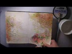 Marta Lapkowska: Love for Art Journaling