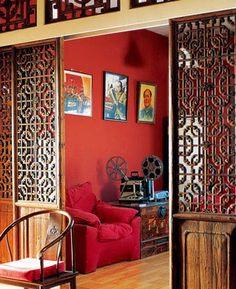 Foundation Dezin & Decor...: Chinese Design & Decoration for homes.