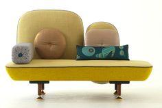 Co za kanapa! i z tyłu i z przodu! od Moroso