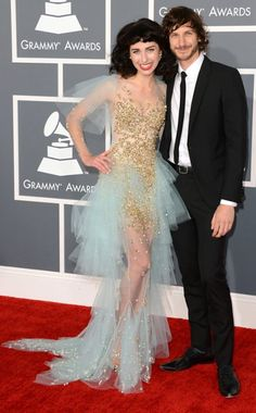 Kimbra in Jaime Lee Major, Gotye in  Jack London