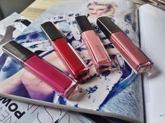Obsessed with these new lip paints from Laura Mercier!