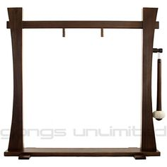 """Spirit Guide Gong Stand for 20"""" to 22"""" Gongs  Our Chinese gongs are made in Wuhan China by the same gong makers who make the recognized name brands. The only difference: We don't put a big ink stamp on the front to make it ugly.  We don't ship until we personally check the sound of each gong.  Unless noted, all our gongs are high quality bronze. It's some good soundin' metal!  If you have specific sonic needs, contact us and we will work to satisfy them.  Need to hear this gong? Contac..."""