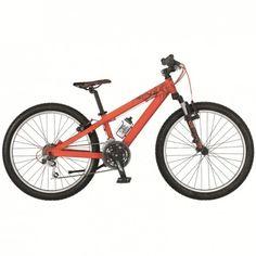 Scott Voltage JR 24   Little Bike Company Lightweight bike for children - 18 gears!