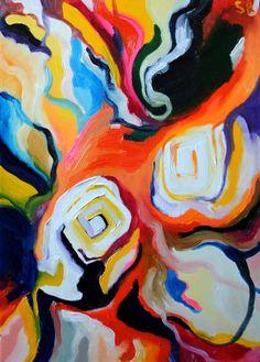 Another artist who gets me . . .  Svetlana Biedarieva-Moreno  Mexico City, Mexico - http://www.etsy.com/shop/SBGallery
