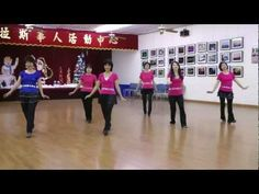 Tennessee Waltz Supreme - Line Dance (Demo & Teach) - YouTube  this one is Ira's