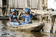 Benin, Ganvie life