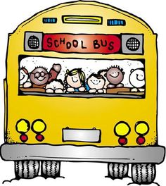 Free School Clip Art | ... bestclipartblog.com/32-school-bus-clip-art.html/school-bus-clip-art-7