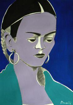 ritratto-di-frida-kahlo--2014-- (Gabriele Donelli)