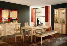 musterring essgruppe stuhlwerk esszimmer esstisch stuhl bunt wohnzimmer esszimmer. Black Bedroom Furniture Sets. Home Design Ideas