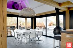 Moderne woonkamer inspiratie villa s modern luxe