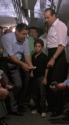 A Bronx Tale - Shootin dice at Chez Bippy #GangsterMovie #GangsterFlick