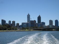 The Gorgeous Perth Skyline