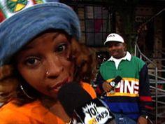 Diggin' In Da Den: Grand Puba & Mary J Blige On Yo! MTV Raps