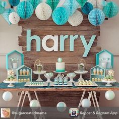 @sugarcoatedmama has done it again with this fantastic beach ball party for her nephew 👍🏼😍💦 #llcpartner #kidsparty #kidsbirthday #kidsbirthdayparty #kidsdessertable