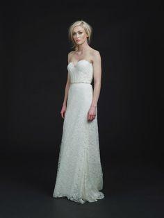 Bride by Sarah Seven - Continuing Classics - Ireland gown #sarahseven #sarahsevenloveclub #bridal